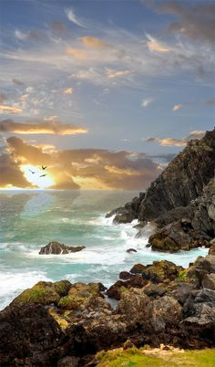Galerie de photos: Coucher de soleil -Byron Bay, New South Wales Australia Oh The Places You'll Go, Great Places, Places To Travel, Places To Visit, Time Travel, Wonderful Places, Beautiful World, Beautiful Places, Stunning Wallpapers