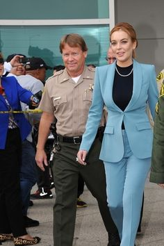 Lindsay Lohan's Best Court Outfits