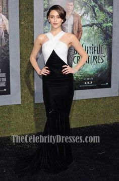 acf04f8677 Emmy Rossum Prom Evening Dress  Beautiful Creatures  LA premiere -  TheCelebrityDresses Beautiful Prom Dresses