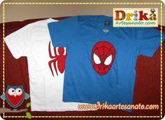 Patch Aplique Homem-Aranha