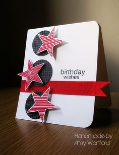 Birthday Wishes by Amy Wanford, via Flickr