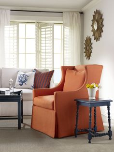 Nantucket Falls Sofa & Sea Island Chair *Both New October 2012-Somerset Bay Home Collection*