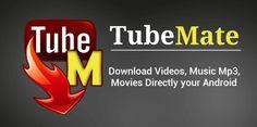 Tubemate v2.2.6 build 646 (Mod Ad Free)   Martes 22 de Diciembre 2015.  Por:Yomar Gonzalez| AndroidfastApk  Tubemate v2.2.6 build 646 (Mod Ad Free) Requisitos: 2.1  Información general: TubeMate es una herramienta para disfrutar de YouTube (m.youtube.com) -Búsqueda vídeos relacionados los favoritos y descargarlos a SD en diversas calidades Visita http://tubemate.netpara obtener más información [La tecnología original de descarga rápida]  Modo de descarga rápida (con múltiples conexiones para…