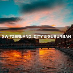 Take a trip through the city and suburban areas of Switzerland with over 8 hours of interior and exterior ambiences featuring quiet and busy streets, schoolyards, skateparks, harbours, residential areas, public parks, exhibitions, markets and crowd walla in social settings including concert halls, sports stadiums, cafes, restaurants and hotels.