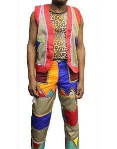 Image result for zulu man attire