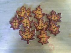 Leaf Cookies!