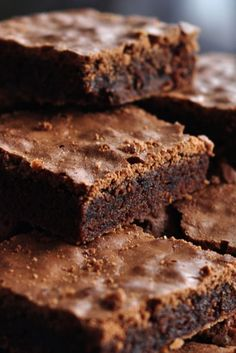 This recipes makes approximately 16 delicious brownies...