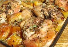 Kakukfüves csirkecombok almával Pork, Food And Drink, Turkey, Chicken, Baking, Recipes, Fine Dining, Kale Stir Fry, Turkey Country