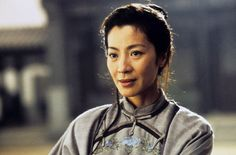 Michelle Yeoh in Crouching Tiger, Hidden Dragon by Ang Lee 2000