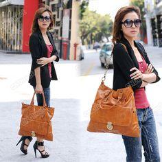 Brown Handbag, $20