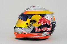 Bell HP3 J.E.Vergne 2012 by Bell Racing Europe