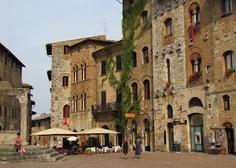 San Giminiano Toscana