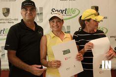 Rodrigo Valdes, Jackie Navarrete y Adriana Rubial.