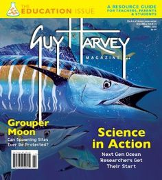 Why You Ought Subscribe to Guy Harvey Magazine