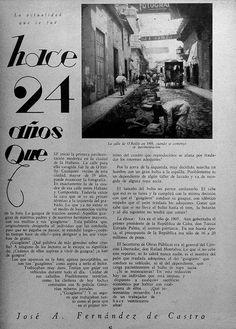 Hace 24 años que… | Revista Bohemia