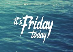It's friday today! List Of Positive Words, Staying Positive, Inspirational Text, Words Of Encouragement, Positive Affirmations, Law Of Attraction, Texts, Friday, Positivity