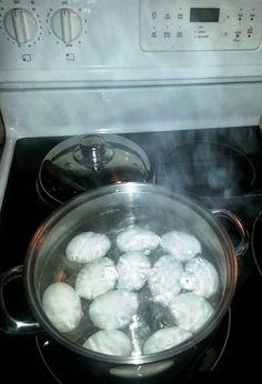How Make Perfect Hard Boiled Eggs