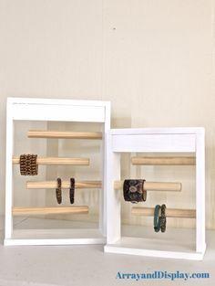 1000+ ideas about Bracelet Display on Pinterest | Jewelry Displays ...
