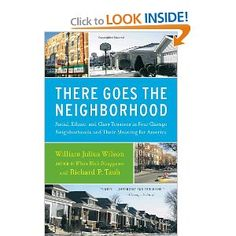 Interesting book about racism in chicago neighborhoods.