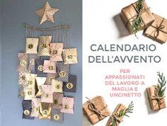 """E' comune pensare che il calendario dell'Avvento sia solo una cosa per i bambini, ma se tutti siamo un po' bambini, ci piacciono i regali e ancora di più le sorprese….io ho pensato a me e quindi a te e :""""Mi piacerebbe tantissimo avere anch'io un calendario dell'Avvento a tema lanoso!!!!! """" Ogni giorno svegliarmi,read more Advent Calendar, Holiday Decor, Ideas, Advent Calenders, Thoughts"""