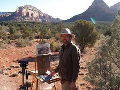 A Plein Air Painter's Blog - Michael Chesley Johnson: What's the Best Easel for Outdoor Painting?