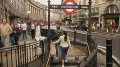 Bend it like Beckham. London