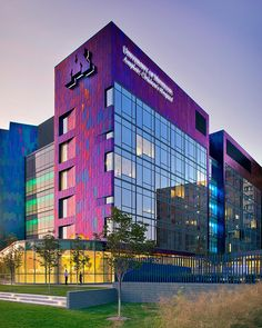Even our home city of Minneapolis has a pretty cool hospital.  University of Minnesota-Twin Cities Children's Hospital