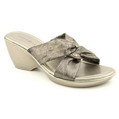 Karen Scott Shine Womens Size 10 Silver Open Toe Wedge Sandals Shoes Karen Scott http://www.amazon.com/dp/B00CTZK6XA/ref=cm_sw_r_pi_dp_d9KDub1AS73NF