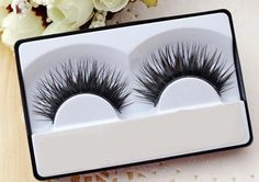 False eyelashes high quality fake lashes thick black and brown Stage sootiness makeup 1.5 over long false eyelashes 151011UP10