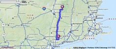 Driving Directions from Danbury, Connecticut to Bennington, Vermont | MapQuest