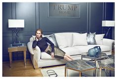 Featuring Trump Home by Dorya K.3003300 Sofa, SS.3006 End Table, S.3001 Cocktail Table