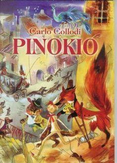 Carlo Collodi - Pinokio