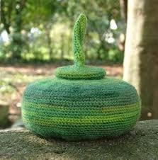 crochet vessel