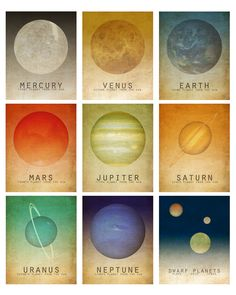 упорядоченность, состаренность, цвета, космос, наука, знания, круги