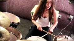 SLIPKNOT - PSYCHOSOCIAL - DRUM COVER BY MEYTAL COHEN (+playlist) One of the best songs