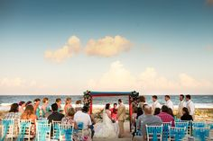 #rivieramayabeachwedding Photo By PlayaWeddings