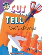 Cut-And-Tell Bible Stories [Paperback] - Jean Stangl - Parable.com