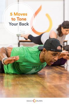5 Back Exercises to Tone Up Fast