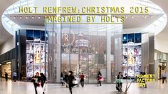 In what is now a holiday tradition, Holt Renfrew again commissioned Moment Factory to create a digital, animated window display for their Yorkdale flagship store.…
