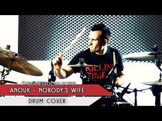 Anouk Nobody's Wife Drum Cover - YouTube Italia Musica DW Drums Cobus Potgieter Luke Holland - Tronnixx in Stock - http://www.amazon.com/dp/B015MQEF2K - http://audio.tronnixx.com/uncategorized/anouk-nobodys-wife-drum-cover-youtube-italia-musica-dw-drums-cobus-potgieter-luke-holland/