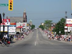 Woodstock ON, My hometown