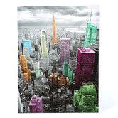 Found it at Wayfair - Highlights of New York Skyline Graphic Art on Canvas