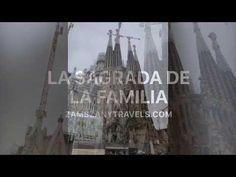 Zam's Zany Travels!: La Sagrada de la Familia...a Gaudí Must-See