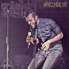 mengonimarcoofficial 29/09/2014  #ricordilive