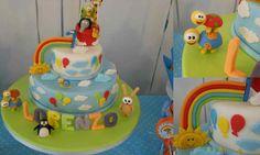 cumpleaños de baby tv
