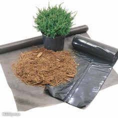 Tips about mulching, weeding, reseeding // Family Handyman