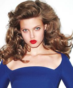 Lindsey Wixson by Terry Richardson for Harper's Bazaar US September 2013