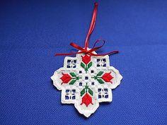 Red-Tulip-Hardanger-Christmas-Ornament