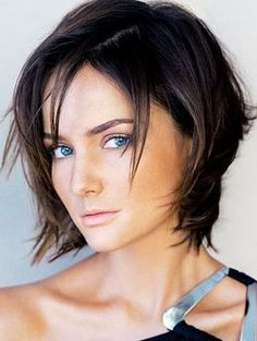 Short Choppy Bob Hairstyles Knowing About Short Bob Hairstyles Bob Hairstyles For Thick, Haircuts For Fine Hair, 2015 Hairstyles, Summer Hairstyles, Cool Hairstyles, Bob Haircuts, Choppy Hairstyles, Layered Haircuts, Celebrity Hairstyles