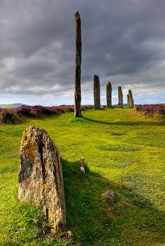 Ring of Brodgar, Orkney / trip to Scotland in Letters from Wishing Rock (a novel with recipes)